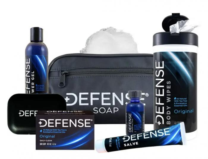 Natural Defense, Gentle Enough for Every Day