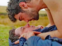 A scene from 'God's Own Country'