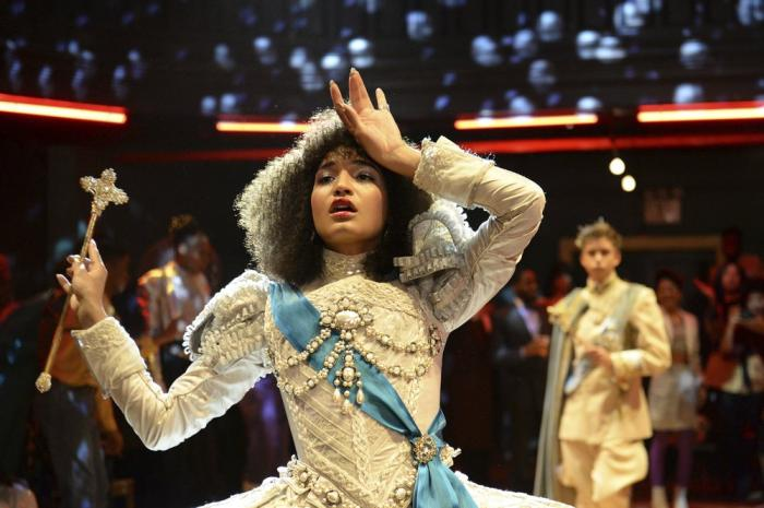 """Indya Moore as Angel in a scene from the new series """"Pose."""""""