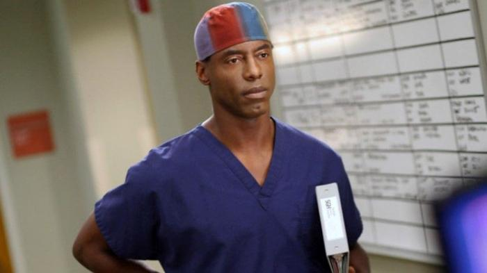 "Isaiah Washington on ""Grey's Anatomy"""