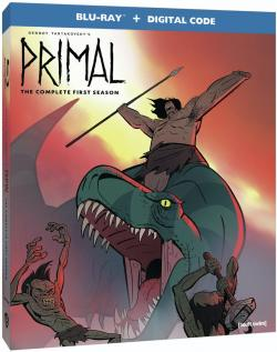 Review: It's Kill or Be Killed in Genndy Tartakovsky's Engaging 'Primal' - The Complete First Season