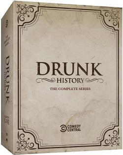 Review: Inebriated Narrators Recount an Inspirational Past in 'Drunk History - The Complete Series'