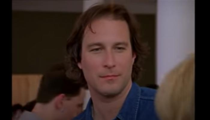 "John Corbett appears as Aiden in a scene from ""Sex and the City."""