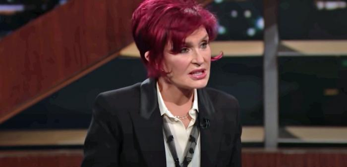 "Sharon Osbourne on ""Real Time with Bill Maher,"" Friday, April 17, 2021"