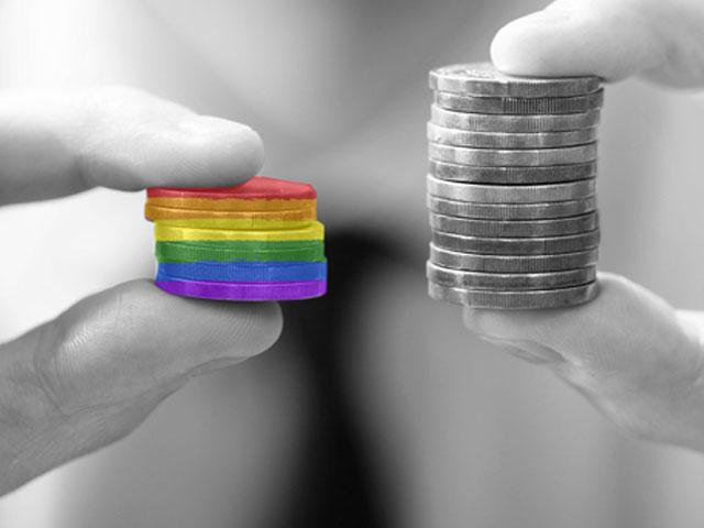 There's a Gay Wage Gap — And It's Linked to Discrimination