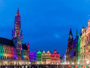 Belgium Bans Leisure Travel for a Month to Combat Pandemic