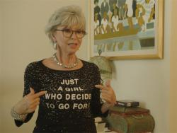 Review: Candid 'Just A Girl Who Decided To Go For It' Proves Rita Moreno is a Legend