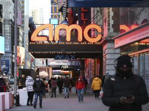 With AMC Shares Up 1,100% in 2021, Company Sells Shares
