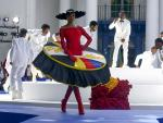 Watch: Pyer Moss Wows with Couture Show Honoring Black Inventors