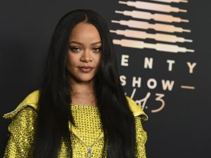 Rihanna Takes Time with Album While Unveiling Lingerie Line