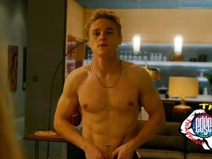British Actor Ben Hardy Trends for Thirst-Trapping Scenes in Amazon's 'The Voyeurs'