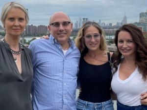 Sarah Jessica Parker on Why She hasn't Reacted to Passing of 'SATC' Costar Willie Garson